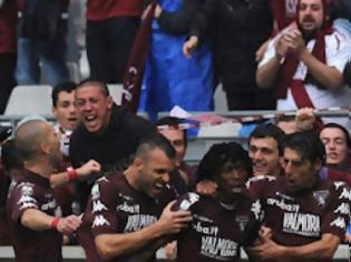 Φωτογραφία για Επέστρεψε στη Serie A η Τορίνο μετά από τρία χρόνια απουσίας