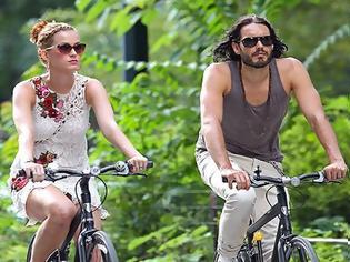 Φωτογραφία για Celebrities και ποδήλατο