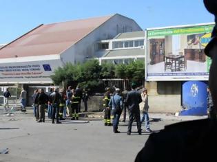 Φωτογραφία για Νέα στοιχεία για τη δολοφονική έκρηξη στο Μπρίντιζι