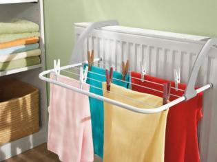 Φωτογραφία για Στεγνώνετε τα ρούχα μέσα στο σπίτι; Δείτε από τι κινδυνεύετε