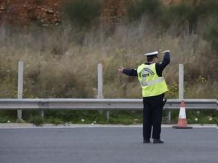 Φωτογραφία για Διακοπή κυκλοφορίας έως τις 6 το απόγευμα στην εθνική Αθηνών-Θεσσαλονίκης