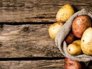 Φωτογραφία για Πώς να αποθηκεύσεις τις πατάτες για να μη χαλάσουν
