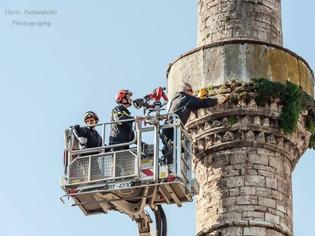 Φωτογραφία για Τζαμί Καλούτσιανης: Ετοιμο να υποδεχθεί τους Φτερωτούς Ενοίκους του...
