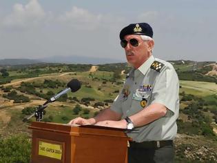 Φωτογραφία για «Προξενιό» με Στρατηγό Γράψα