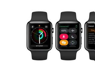 Φωτογραφία για Η Apple κυκλοφόρησε το watchOS 3.2 beta 7