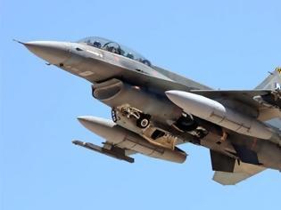 Φωτογραφία για Εικονική αερομαχία μεταξύ ελληνικών και τουρκικών μαχητικών πάνω από το Αιγαίο