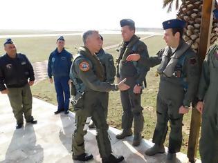 Φωτογραφία για Επίσκεψη Αρχηγού ΓΕΑ στην 130ΣΜ
