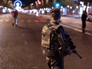Φωτογραφία για Παρίσι: Αυτός είναι ο δράστης της τρομοκρατικής επίθεσης στα Ηλύσια Πεδία - Ήταν γνωστός στις Αρχές