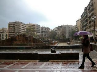 Φωτογραφία για Ψυχρές αέριες μάζες φέρνουν χειμώνα για 48 ώρες στην Ελλάδα