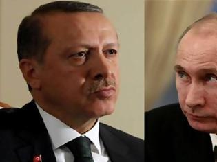 Φωτογραφία για «Απειλή-σοκ» της Ρωσίας στην Τουρκία - Νέο «χαστούκι» Πούτιν σε Ερντογάν