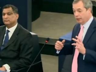 Φωτογραφία για Δε θα είναι υποψήφιος στις βρετανικές βουλευτικές εκλογές ο Φάρατζ