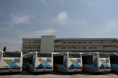 Στάση εργασίας στα λεωφορεία, ακινητοποιημένα τρόλεϊ την Πρωτομαγιά