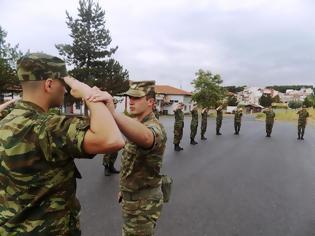 Φωτογραφία για Κατάταξη Νεοσυλλέκτων Οπλιτών της 2017 Γ΄/ΕΣΣΟ
