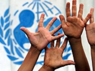 Φωτογραφία για UNICEF και ΠΑΝΑΘΗΝΑΪΚΟΣ, μια αγκαλιά για τα παιδιά...