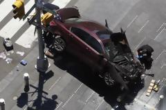 Φωνές άκουγε ο άνθρωπος που έριξε αυτοκίνητο πάνω σε πεζούς στην Times Square