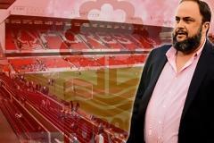 Ο Μαρινάκης θέλει να ξανακάνει την Νότιγχαμ μεγάλη
