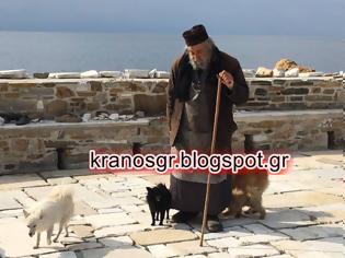 Φωτογραφία για ''Οι ψιθυριστές και οι ισχνόφωνοι'' Άρθρο του Καθηγουμένου της Ι.Μ Δοχειαρίου Αγίου  Όρους Γέροντα Γρηγορίου στο kranosgr