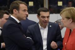 Για το κρίσιμο θέμα του χρέους μίλησε ο Αλέξης Τσίπρας με Μακρόν και Μέρκελ