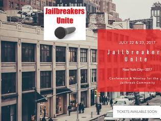 Φωτογραφία για jailbreakersunite: Ένα ακόμη συνέδριο προγραμματιστών από το χώρο του jailbreak αυτή την εβδομάδα