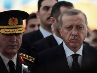 Φωτογραφία για Ο Ερντογάν προκαλεί: Η Ελλάδα κρύβει τους τρομοκράτες