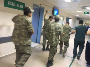 Φωτογραφία για Δηλητηρίαση οδήγησε στο νοσοκομείο 3000 νεοσύλλεκτους φαντάρους, εξαιτίας εταιρίας catering
