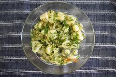 Η συνταγή της Ημέρας: Πατατοσαλάτα με σως μουστάρδας