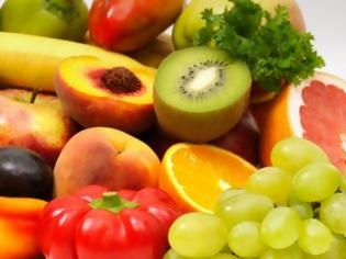 Φωτογραφία για Γιατί πρέπει να τρώμε φρούτα και λαχανικά με τη φλούδα