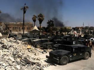 Φωτογραφία για Έπεσε η Μοσούλη!!..Μαζικές αυτοκτονίες των Ισλαμιστών(εικόνες-βίντεο)