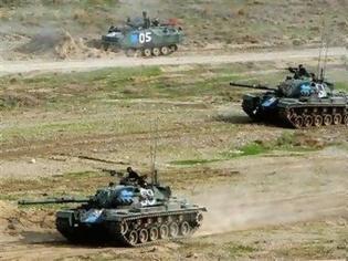 Φωτογραφία για Ξεκίνησε η τουρκική εισβολή στην κουρδική Αφρίν - Μάχες σώμα με σώμα Τούρκων και Κούρδων