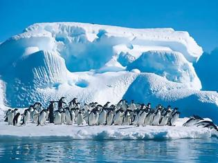 Φωτογραφία για Το παραμυθάκι της κλιματικής αλλαγής και της παγκόσμιας υπερθέρμανσης του πλανήτη καταρρίπτεται... Αυξάνονται οι πάγοι της Ανταρκτικής .