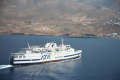 Έκπτωτη η ΛΑΝΕ από τη γραμμή Πειραιάς-Κύθηρα και νέος διαγωνισμός
