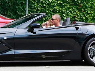 Φωτογραφία για Jeremy Meeks.Ο κατάδικος-μοντέλο χωρίζει την γυναίκα του για την κόρη billionaire.
