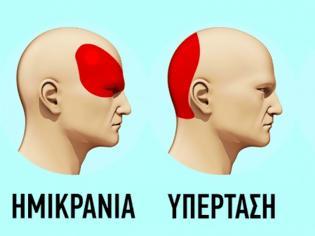 Φωτογραφία για Να πώς θα ξεφορτωθείτε τους πονοκεφάλους σε 5 λεπτά χωρίς χάπια