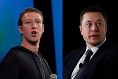 «Μονομαχία» Έλον Μασκ και Μαρκ Ζάκερμπεργκ για την τεχνητή νοημοσύνη