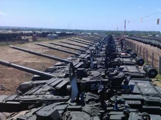 Φωτογραφία για Σε ταξίδι χωρίς επιστροφή η επίλεκτη ρωσική 1η Τεθωρακισμένη Στρατιά;;;