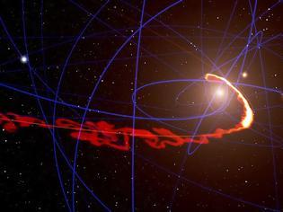 Φωτογραφία για Το Τέρας του Γαλαξιακού Κέντρου
