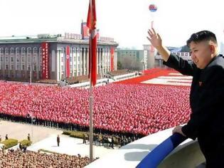 Φωτογραφία για Βόρεια Κορέα: 3,5 εκατ. πολίτες θέλουν να καταταγούν στον στρατό για να πολεμήσουν τις ΗΠΑ