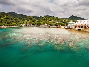 Φωτογραφία για Ροατάν, το τροπικό νησί που αποτελούσε καταφύγιο των πειρατών