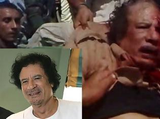 """Φωτογραφία για Γιατί σκότωσαν τον Καντάφι – """"Μια ιστορία που πρέπει να διαβάσετε"""""""