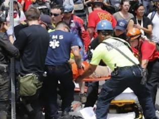 Φωτογραφία για ΕΜΦΥΛΙΟΣ ΣΤΙΣ ΗΠΑ-Η Βιρτζίνια φλέγεται.Συγκρούσεις σώμα με σώμα