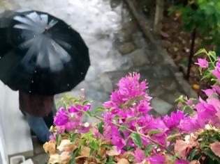 Φωτογραφία για Βροχές και καταιγίδες σε πολλές περιοχές της χώρας