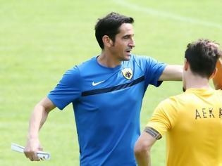 Φωτογραφία για Ο Χιμένεθ θέλει γκολ στο Βέλγιο