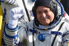 Ο Γιουρτσίχιν-Γραμματικόπουλος θα περπατήσει σήμερα στο διάστημα – Πώς θα το δούμε live
