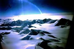 91 ηφαίστεια κάτω από τον πάγο