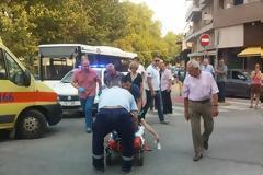 Τροχαίο δυστύχημα στα Τρίκαλα με έναν νεκρό και έναν σοβαρά τραυματία