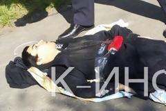 Νεκρός ο ισλαμιστής που μαχαίρωσε 8 περαστικούς στην Ρωσία.