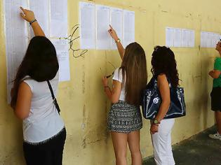 Φωτογραφία για Πανελλήνιες:Εκτός απροόπτου αύριο η ανακοίνωση των βάσεων εισαγωγής σε ΑΕΙ-ΤΕΙ