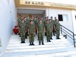 Φωτογραφία για Επίσκεψη Γενικού Επιθεωρητή Στρατού - Υπαρχηγού ΓΕΣ στην 98 ΑΔΤΕ «ΑΡΧΙΠΕΛΑΓΟΣ»