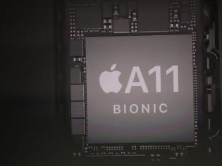 Φωτογραφία για Ο..βιονικός επεξεργαστής του iPhone X