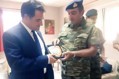Άδωνις Γεωργιάδης: «Με ευθύνη Καμμένου μειώσεις μισθών και συντάξεων  στα στελέχη των Ενόπλων Δυνάμεων και Σωμάτων Ασφαλείας»